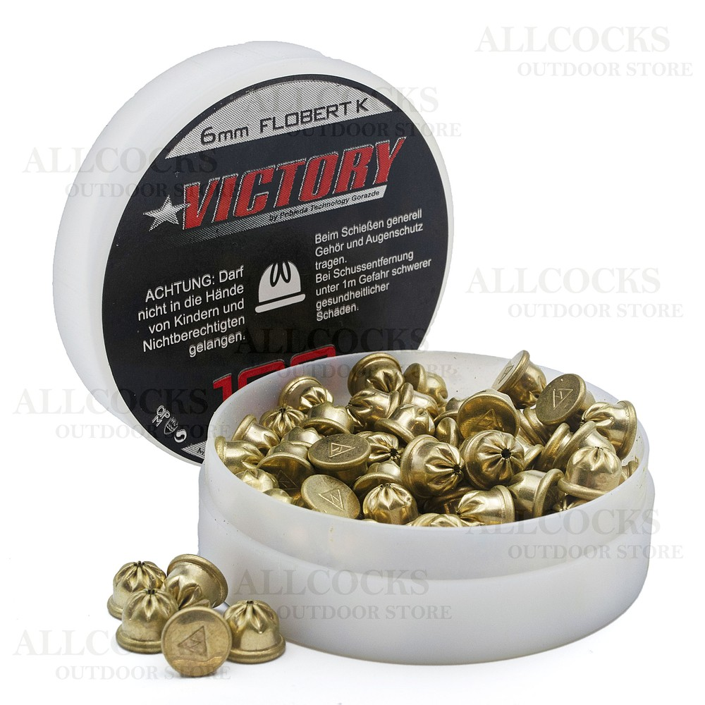 Victory Blanks - .22 Short / 6mm Flobert K