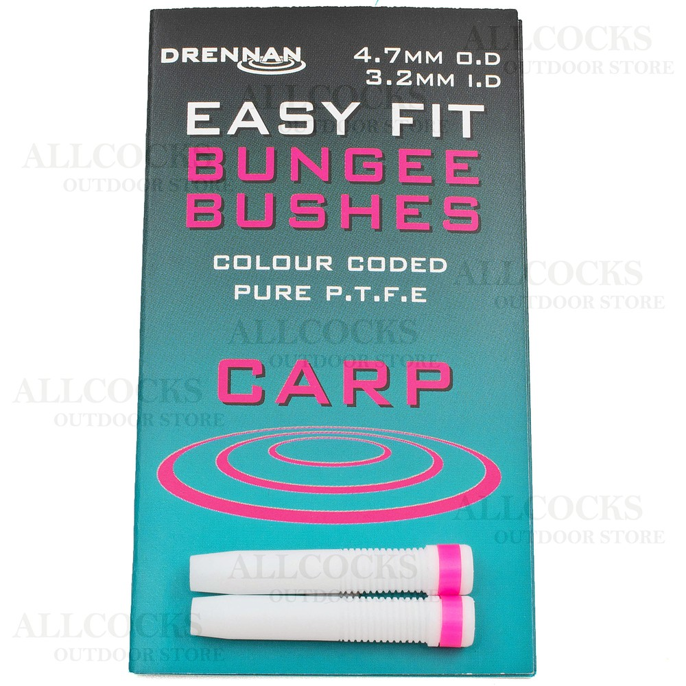 Drennan Easy Fit Bungee Bushes - Carp Assorted