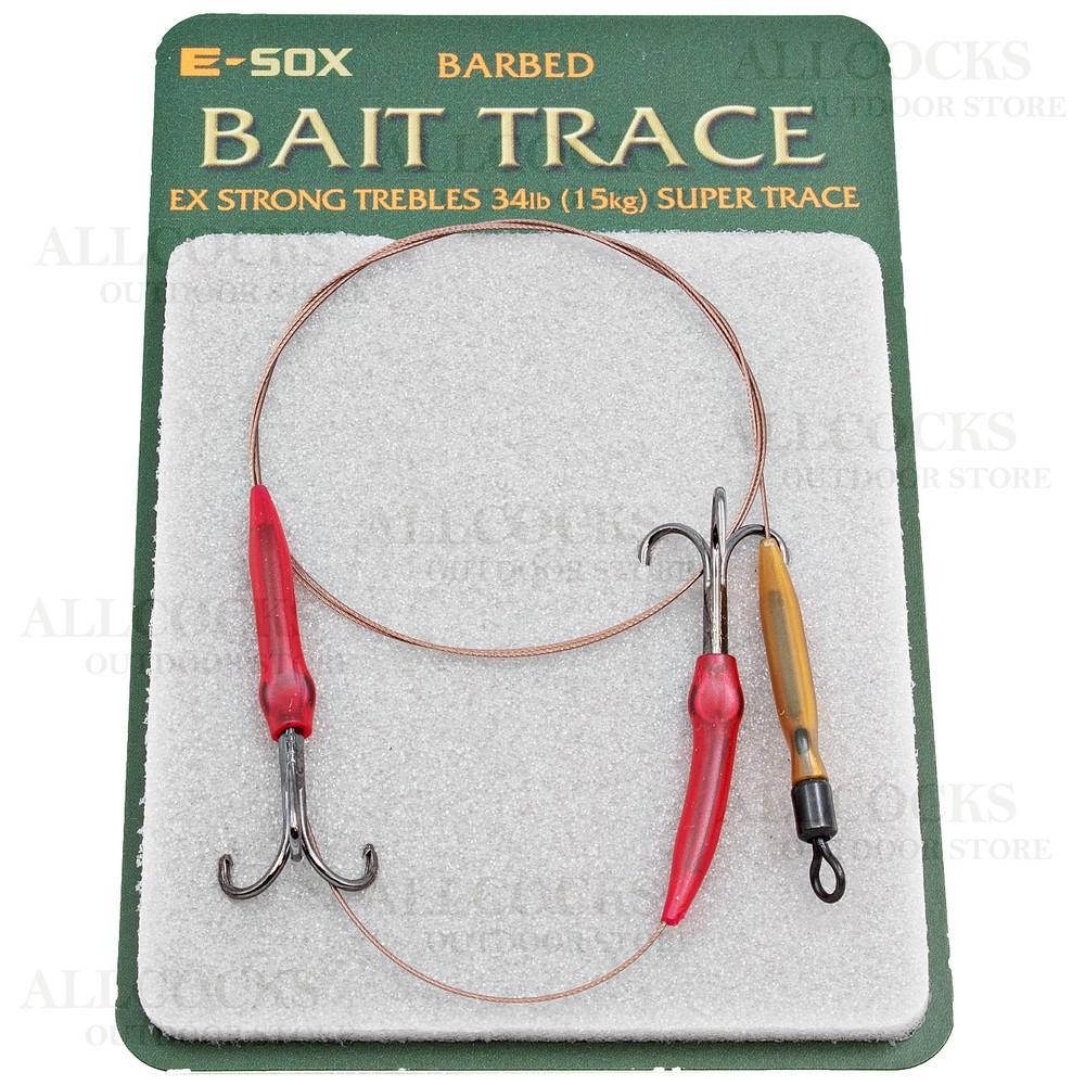 Drennan E-Sox Bait Trace - Barbed