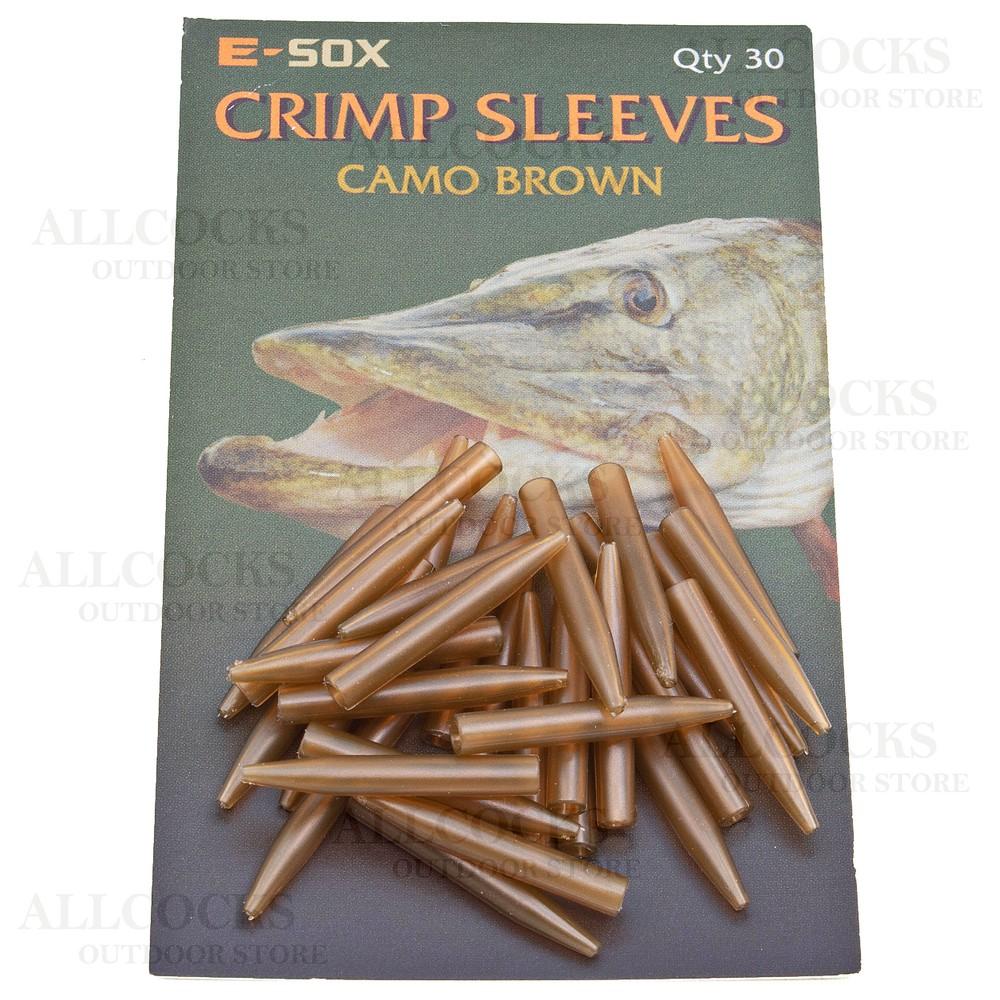 Drennan E-Sox Crimp Sleeves