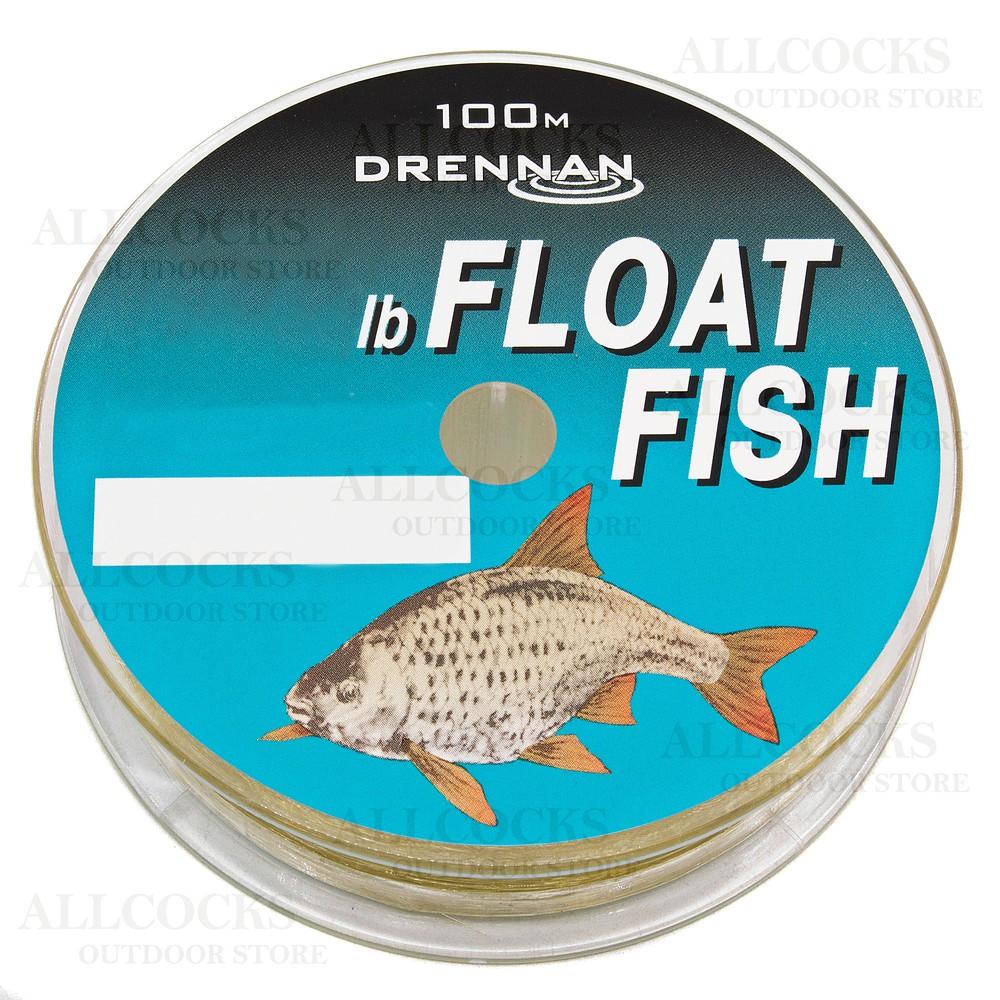 Drennan Float Fish Mono Line - 100m