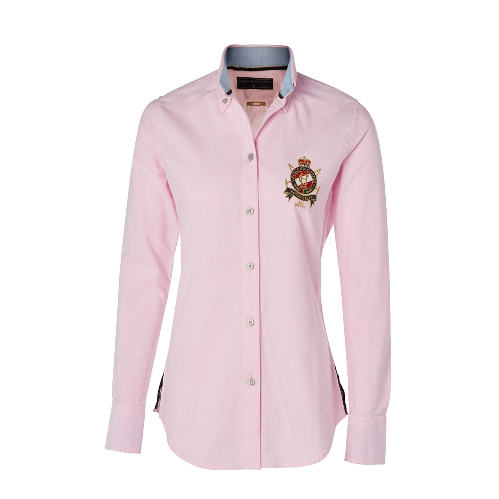 Holland Cooper Classic Oxford Shirt