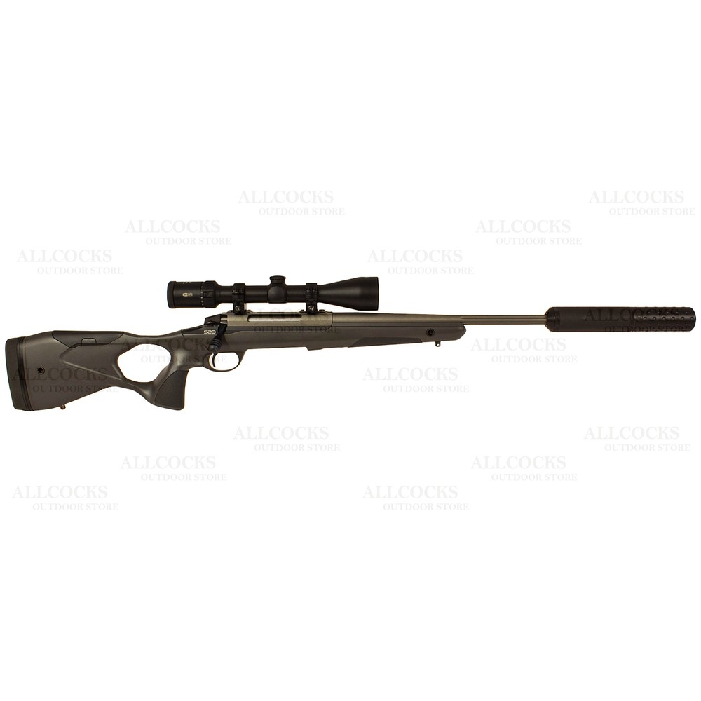 Sako Pre-Owned  S20 Hunter Rifle - .243 Synthetic