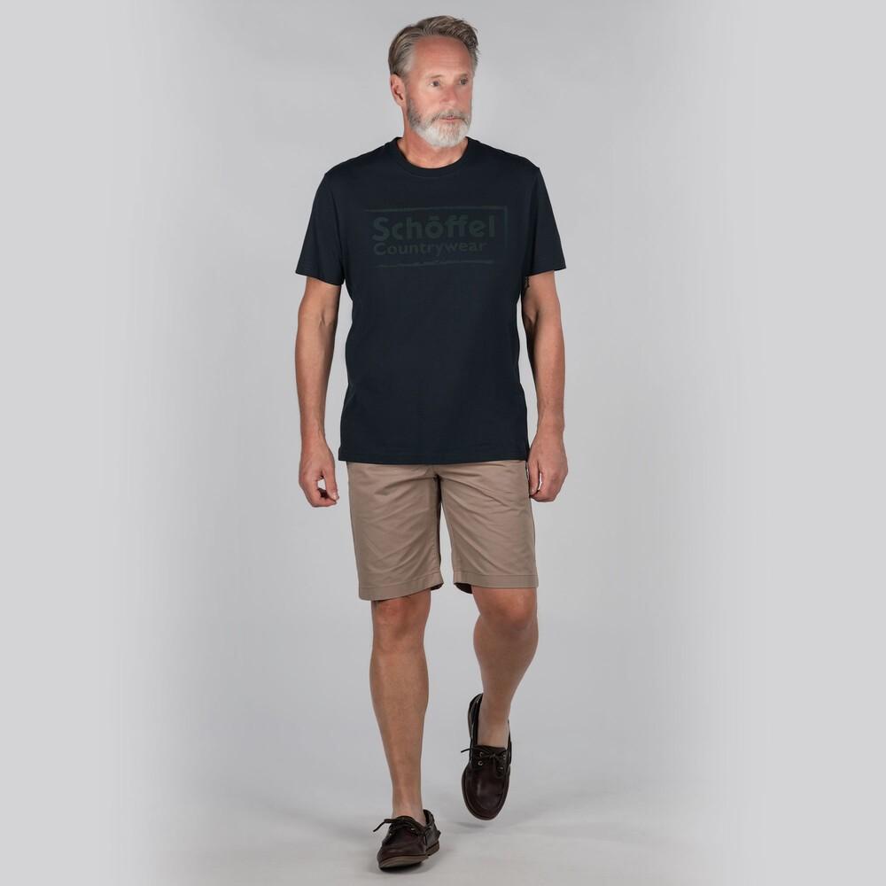 Schoffel Heritage T-Shirt Navy