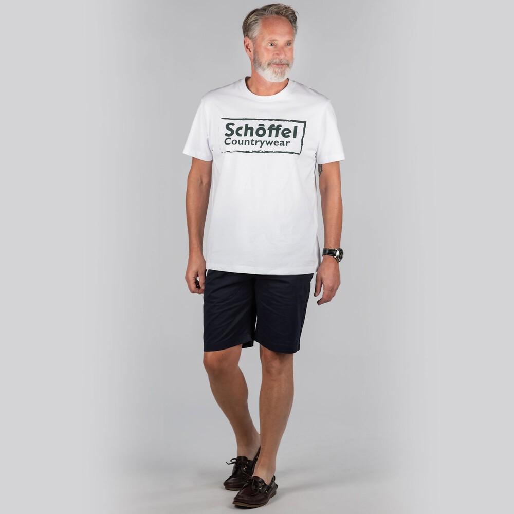 Schoffel Schoffel Heritage T-Shirt in White