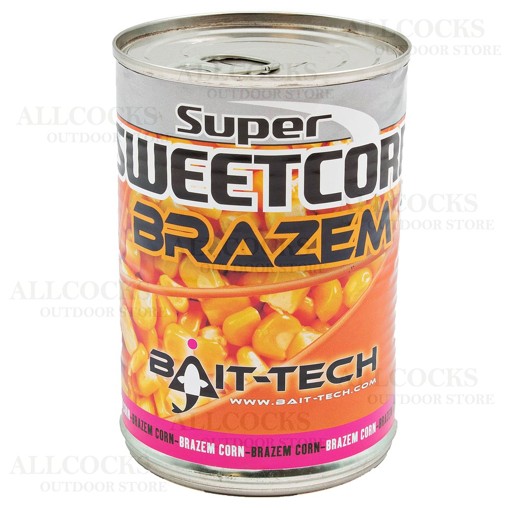 Bait-Tech Super Sweetcorn - 350g - Brazem