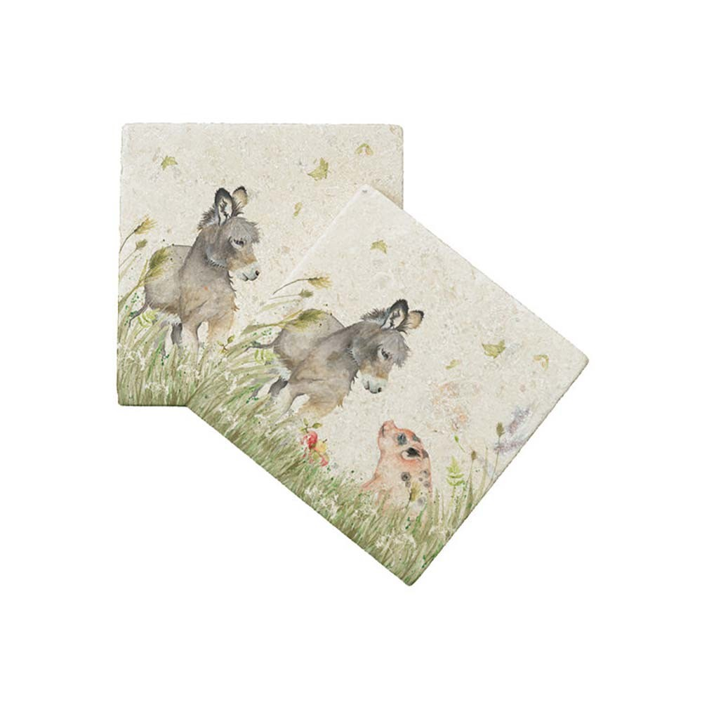 Kate Of Kensington Kate of Kensington Coasters (Pack of 2)