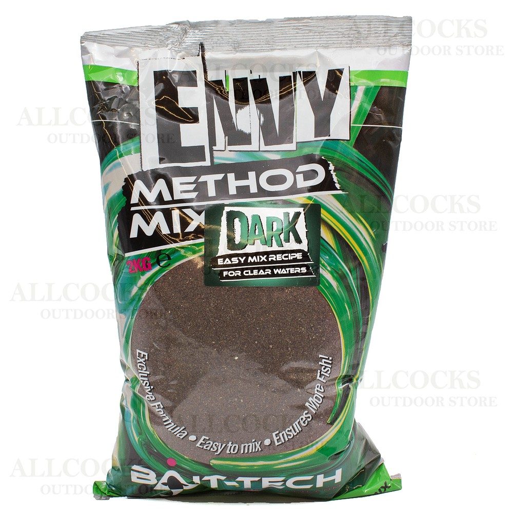 Bait-Tech Envy Dark Method Mix Brown