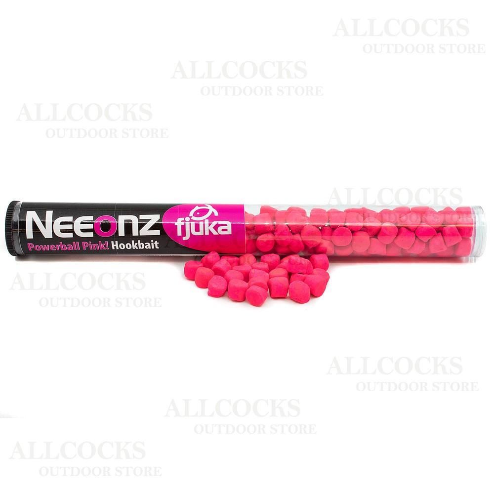 Fjuka Baits Neeonz Hookbaits Pink