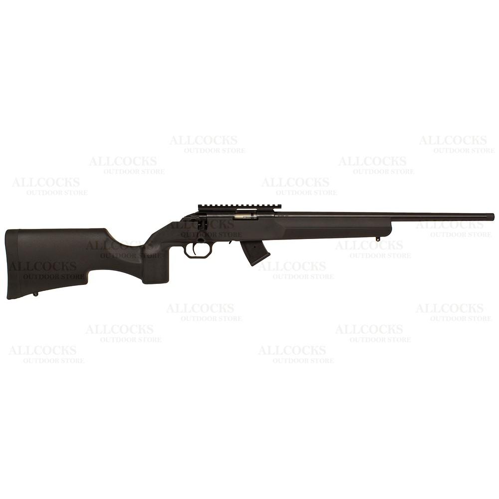 "Howa Model 1100 Black Synthetic Rifle - 18"""