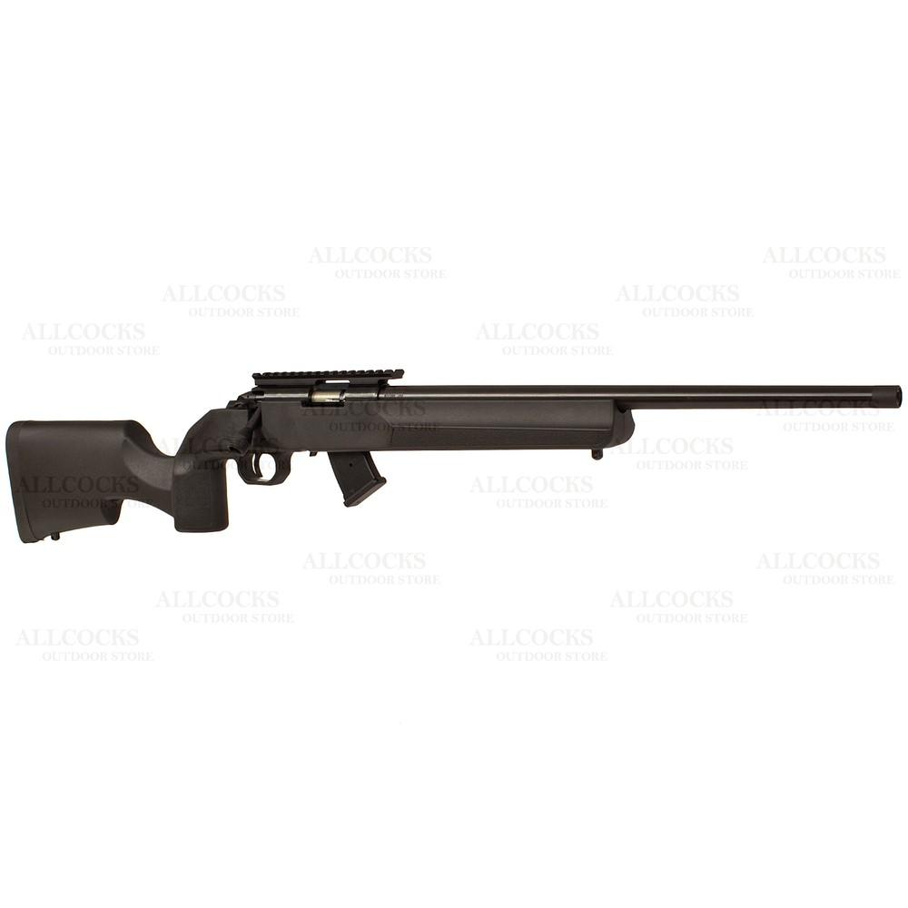Howa Model 1100 Black Synthetic Rifle - 18
