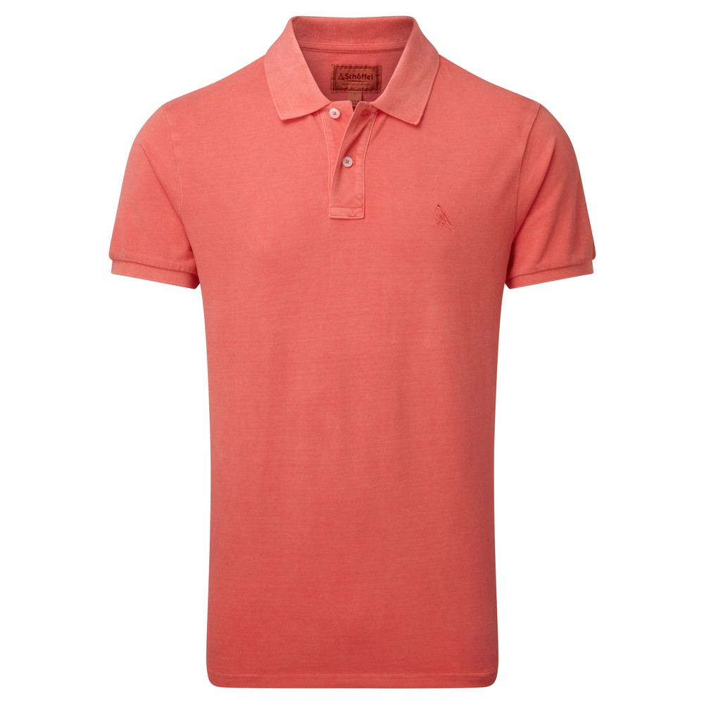 Schoffel Schoffel St Ives Polo Shirt - Tailored Fit