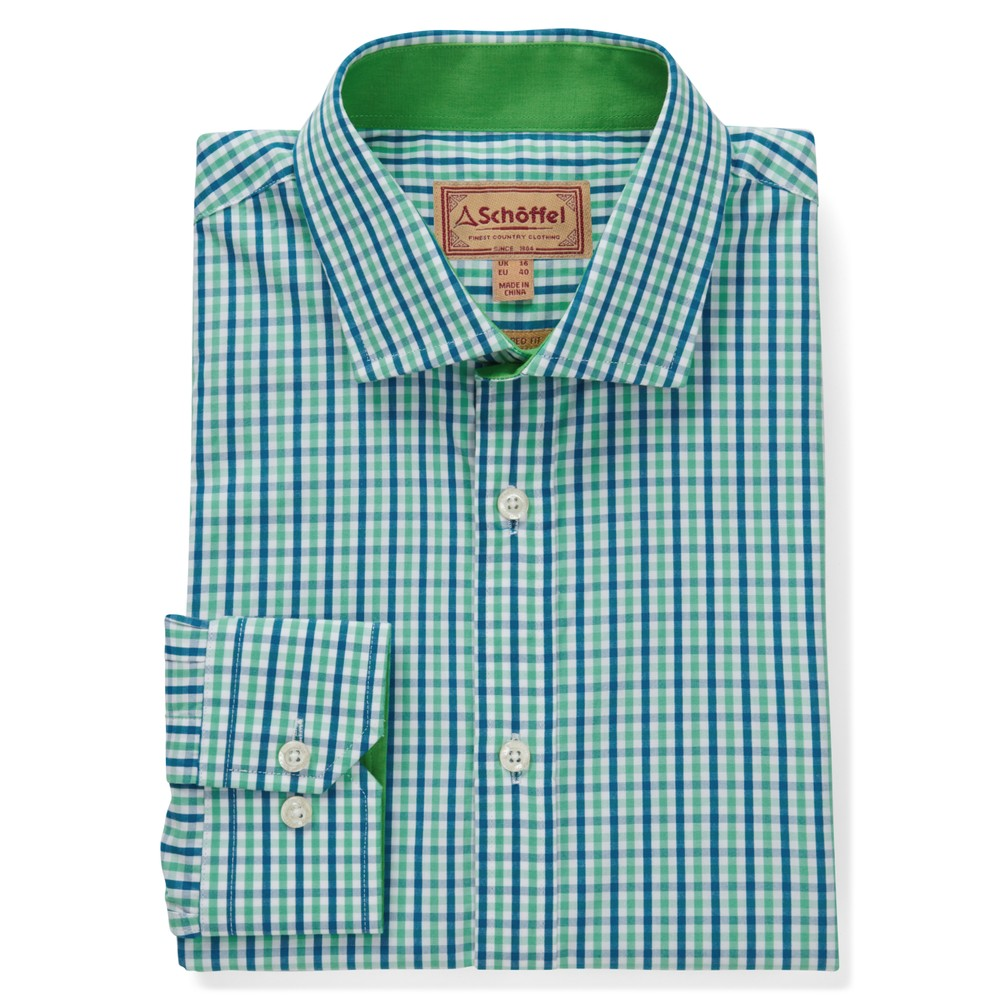 Schoffel Harlyn Shirt - Tailored Fit