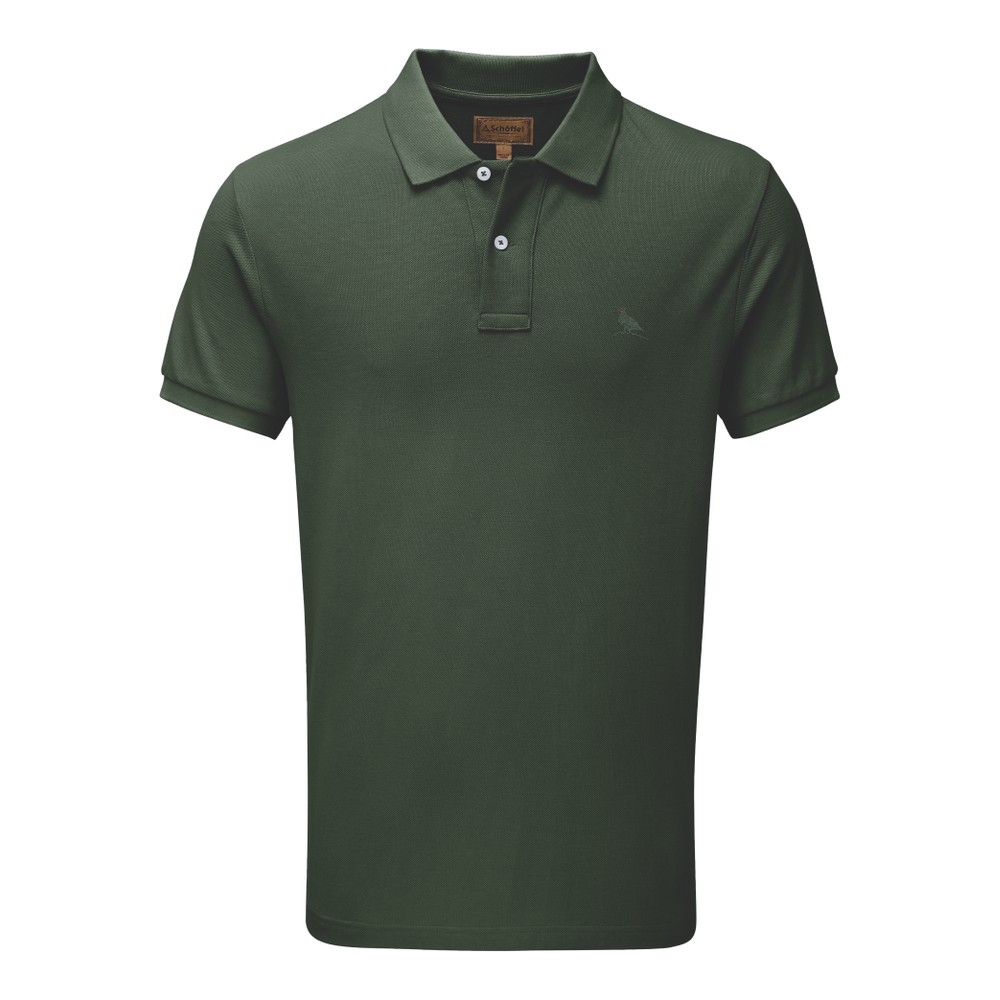 Schoffel St Ives Polo Shirt - Tailored Fit