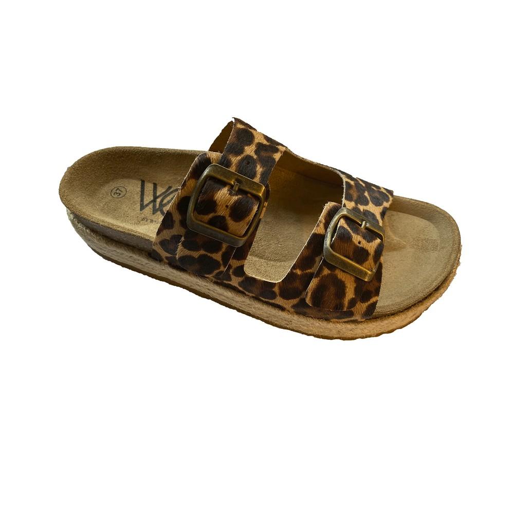 Welligogs Welligogs Safari Sandals - Leopard