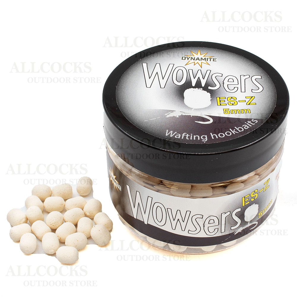 Dynamite Baits Wowsers Wafters - ES-Z Whites White