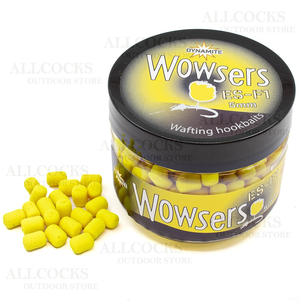Dynamite Baits Wowsers Wafters - ES-F1 Sweet
