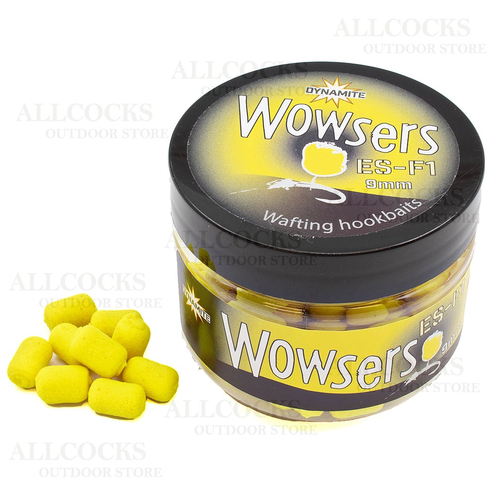 Dynamite Baits Wowsers Wafters - ES-F1 Sweet Yellow