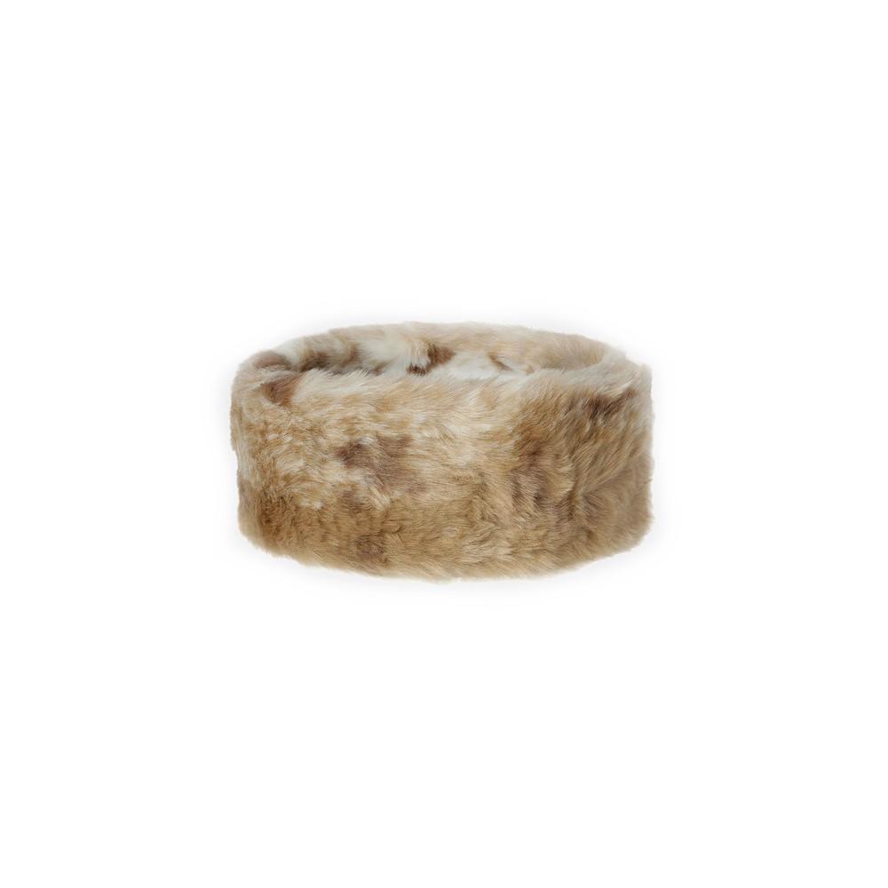 Dubarry Of Ireland Dubarry Faux Fur Headband Chinchilla