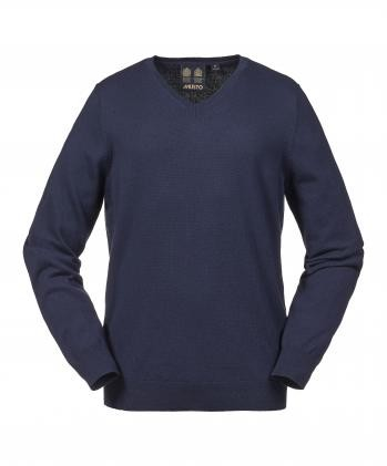 Musto Light Merino V-Neck Knit