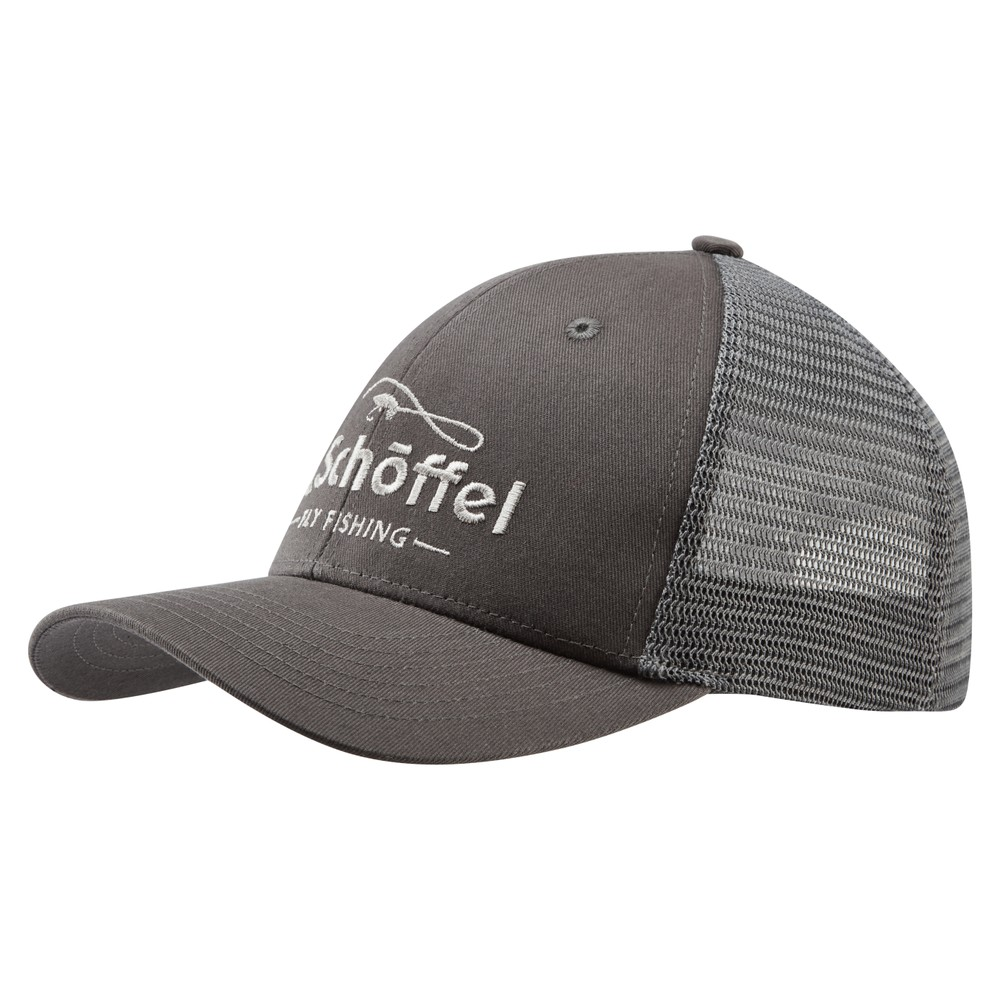 Schoffel Fly Fishing Trucker Cap