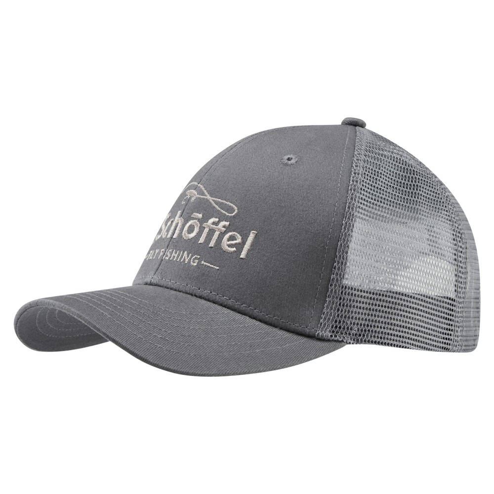 Schoffel Fly Fishing Trucker Cap Loden