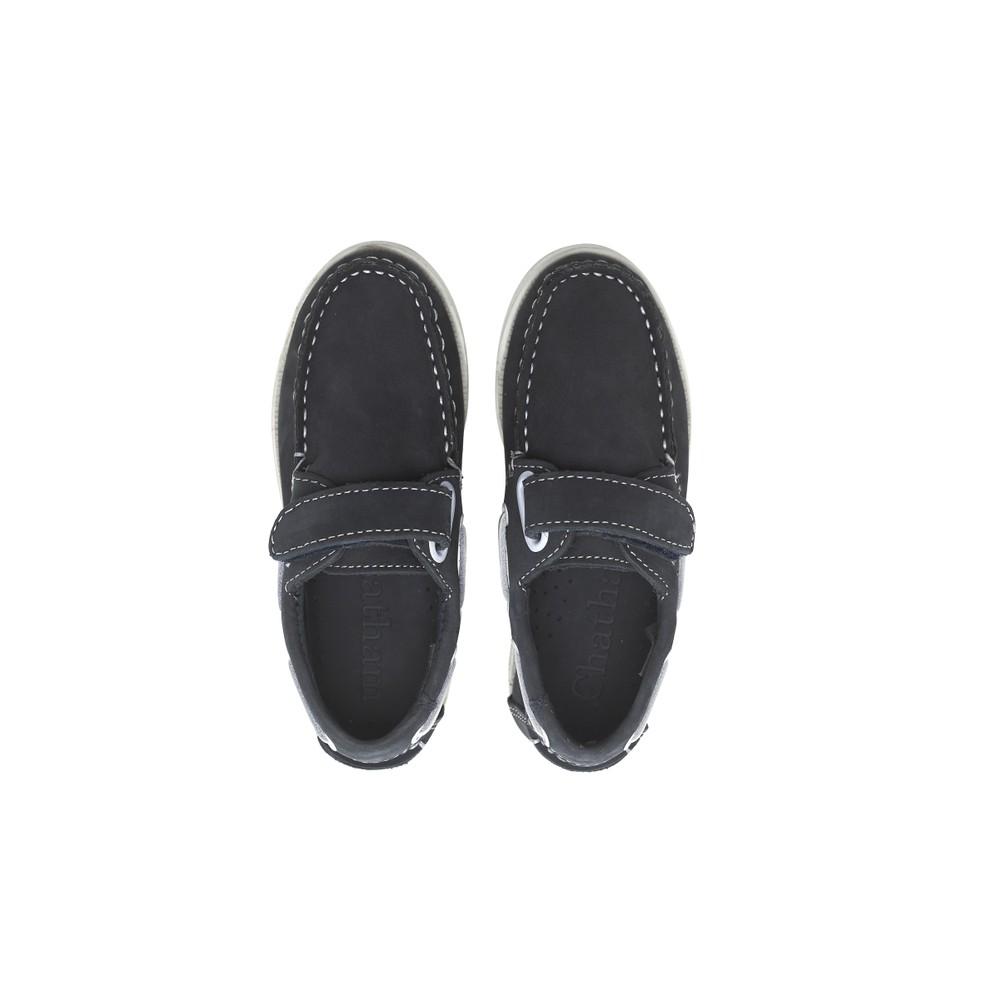 Chatham Oliver Children's Shoe Navy