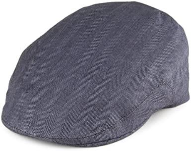 Olney Olney Jack Linen Cap - Medium