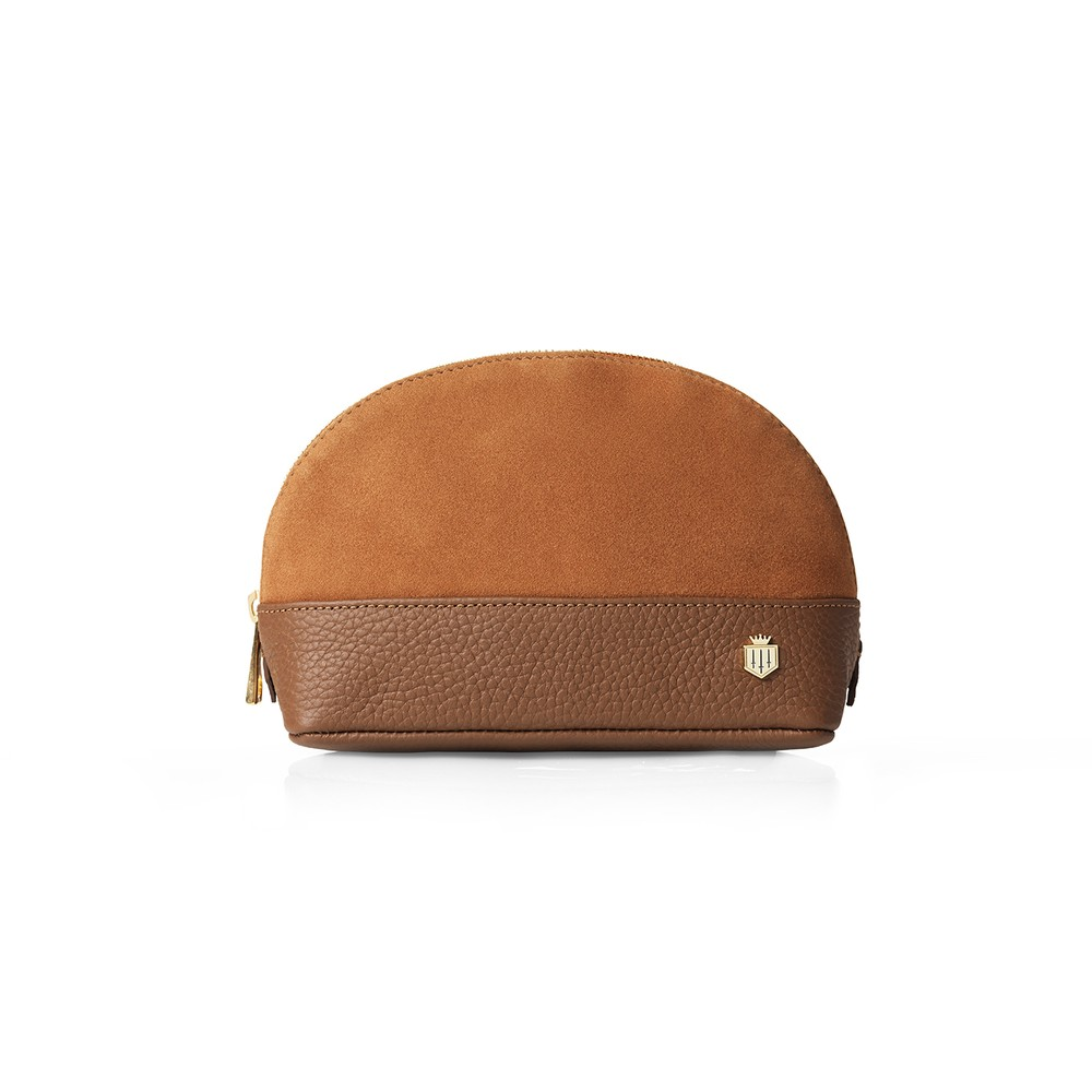 Fairfax & Favor Fairfax & Favor Chiltern Cosmetic Bag - Tan