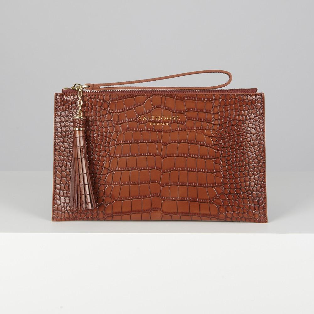 Salthouse England Salthouse Enlgand Serafina Clutch Bag