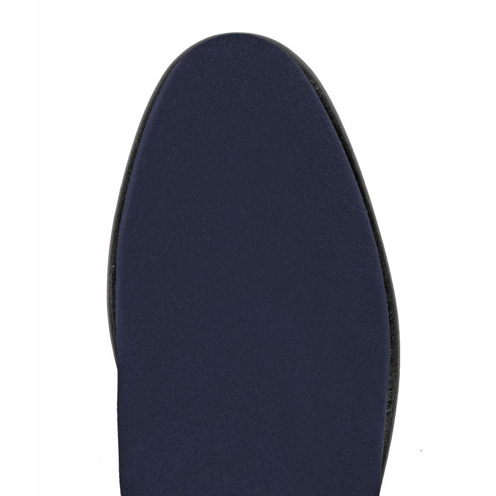 Fairfax & Favor Brogued Chelsea Ladies Boot Navy