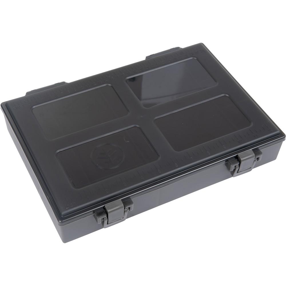 Wychwood Complete Tackle Box - Large Dark Grey