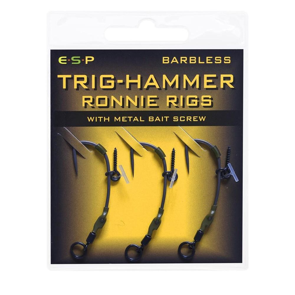 ESP Trig-Hammer Ronnie Rigs - Barbless
