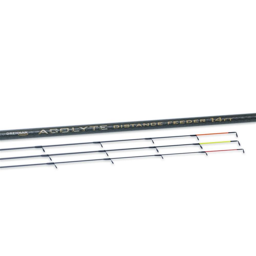 Drennan Acolyte Distance Feeder Rod - 14ft Black