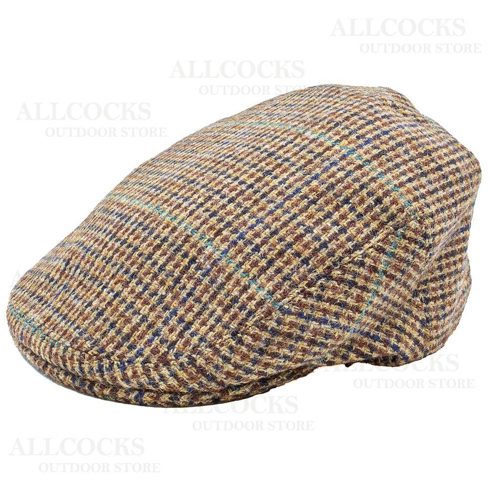 Olney Hereford Pure New Wool Cap - Medium