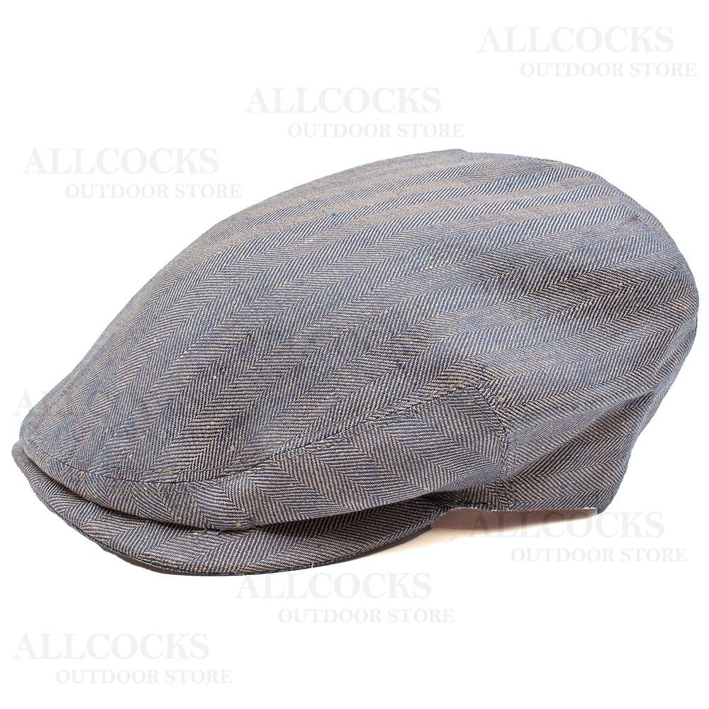 Olney Jack Linen Cap - Medium