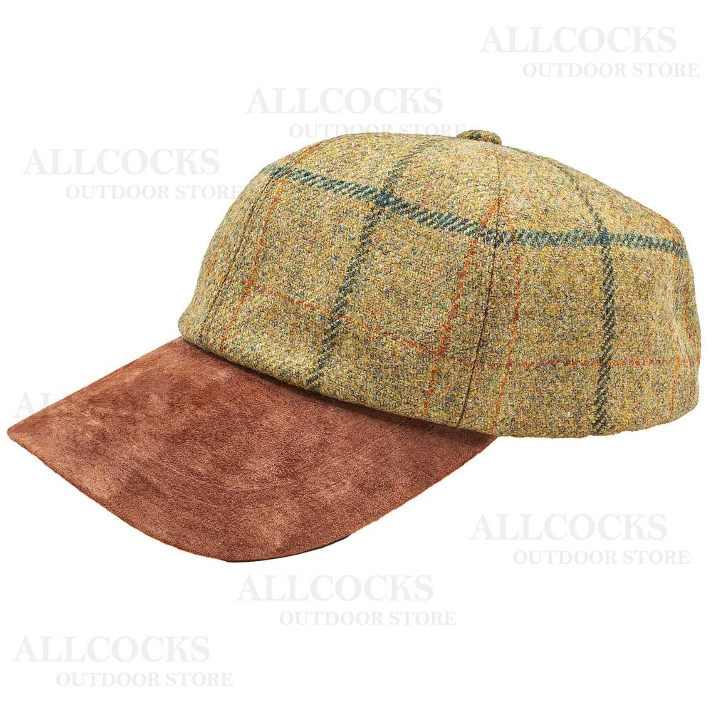 Olney Sport Tweed Cap - Large/XL Cheviot - 5010