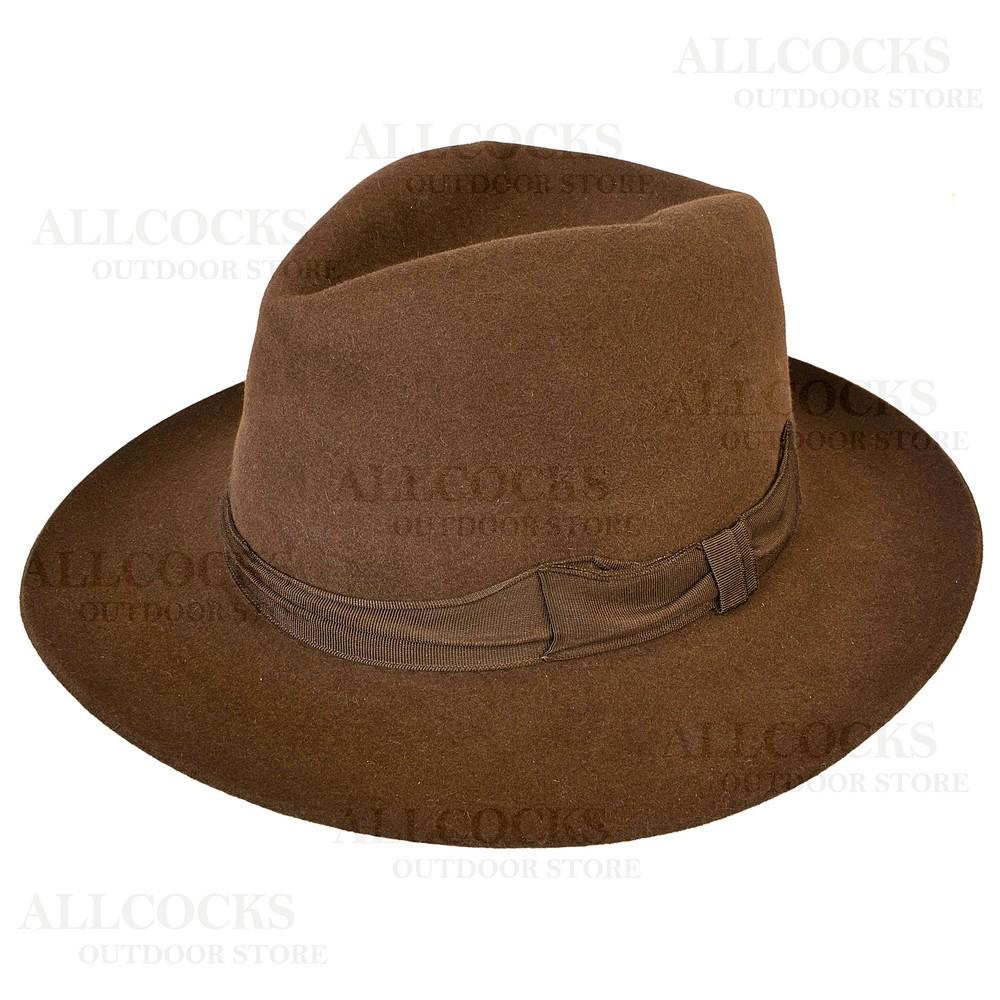 Olney Brompton Fur Felt Hat - Medium