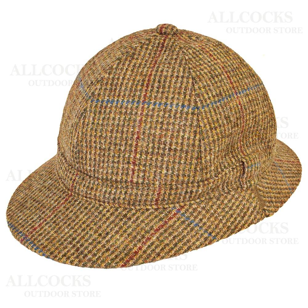 Olney Stalker Tweed Hat - 57cm