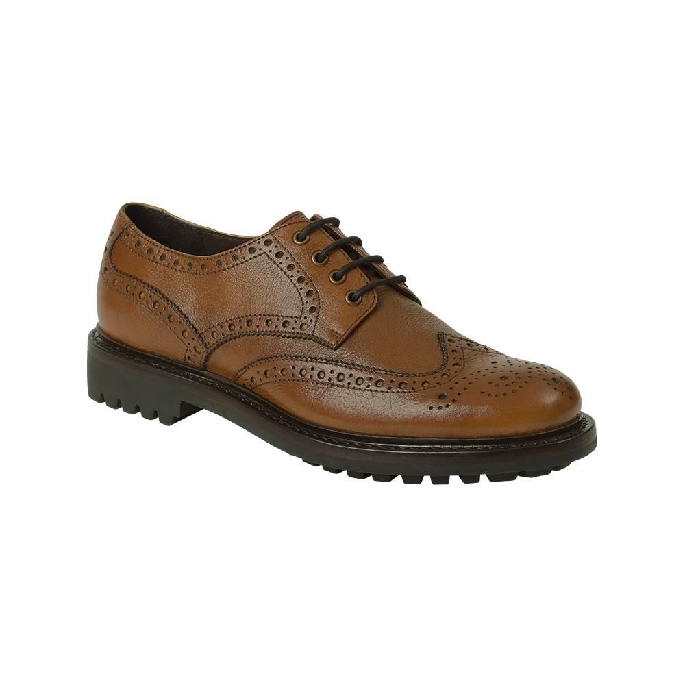 HOGGS OF FIFE Prestwick Brogue Shoes