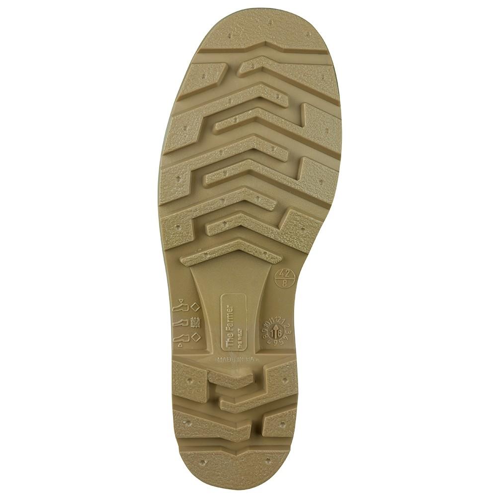 HOGGS OF FIFE Lomond Mens Wellington Boots Green