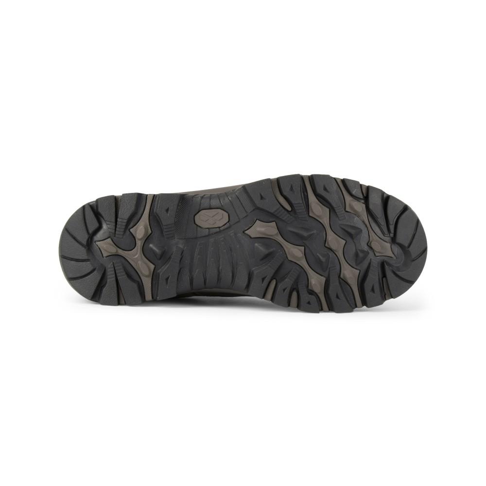 HOGGS OF FIFE Torridon Waxy Leather W/P TrekShoe Dark Green