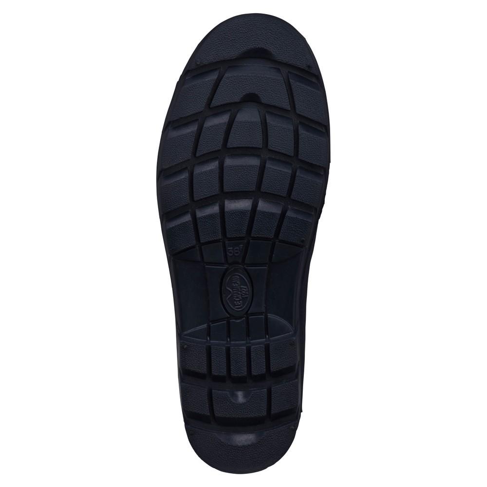 Le Chameau Iris Jersey Lined Women's Wellington Boots Noir