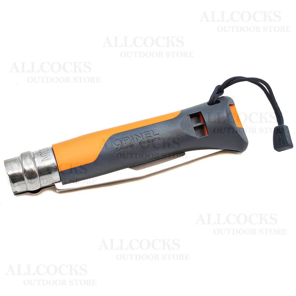 Opinel Outdoor Knife - No. 8 Orange