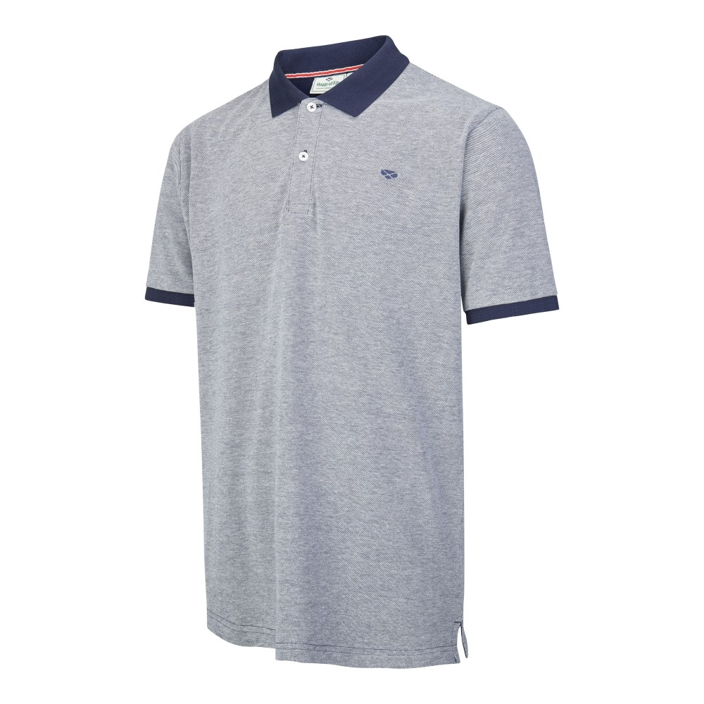 HOGGS OF FIFE Largs Cotton Polo Shirt