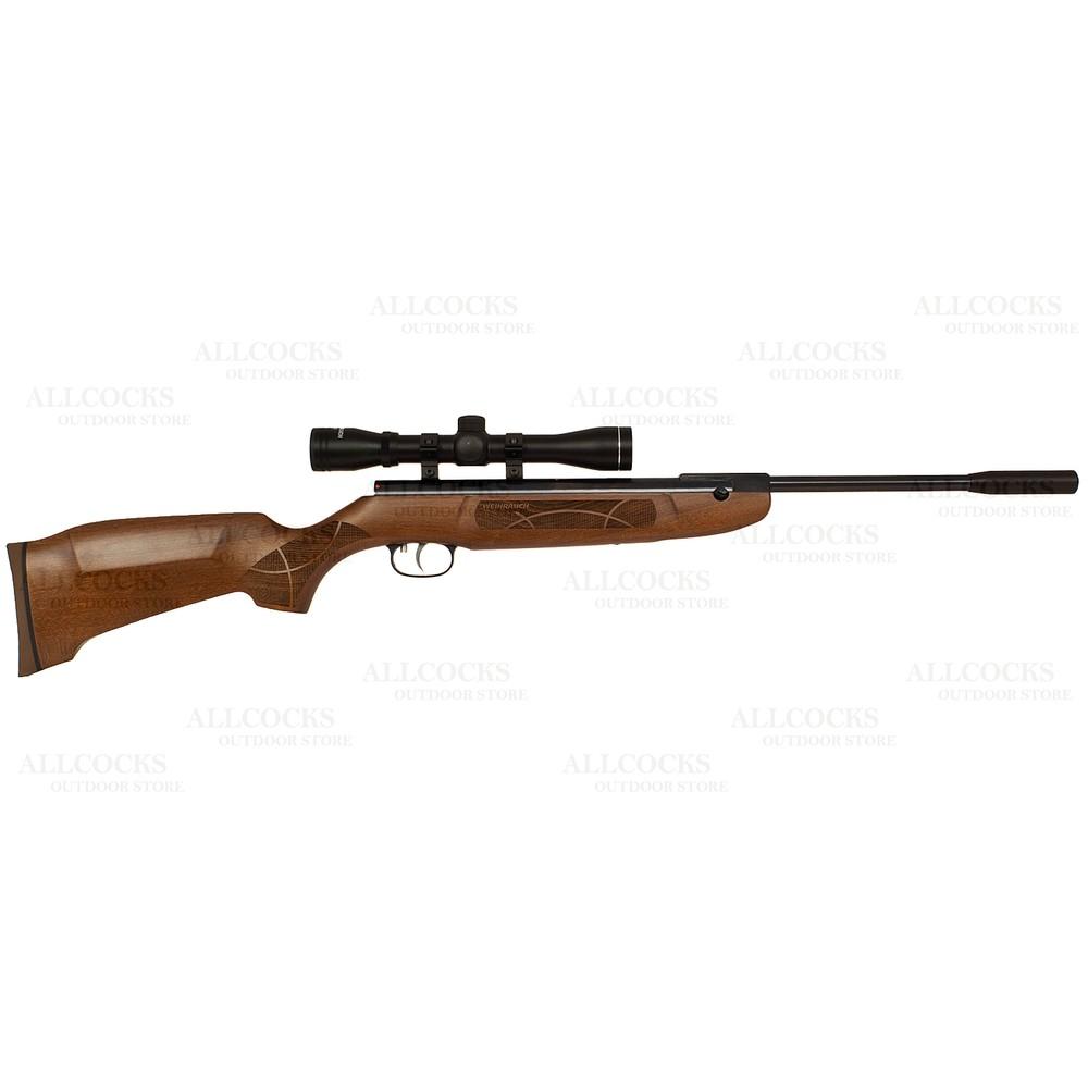 Weihrauch HW30 K Air Rifle Package