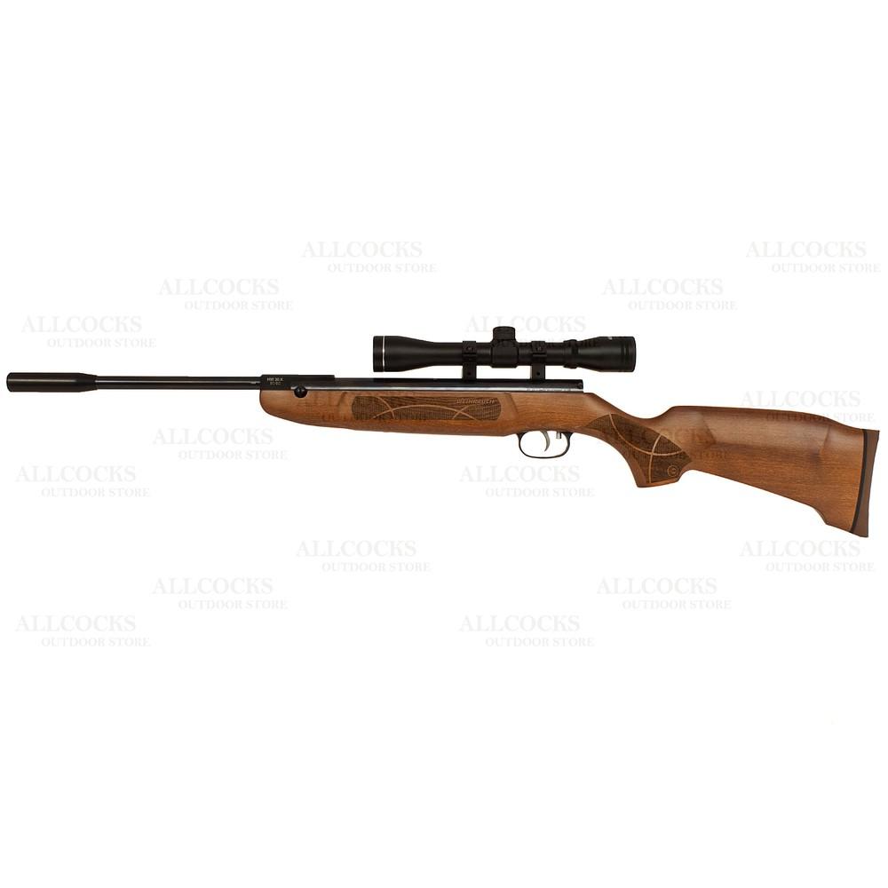 Weihrauch HW30 K Air Rifle Package Beech