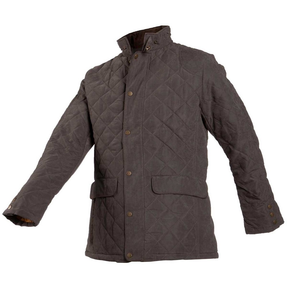 Baleno Baleno Hatfield Men's Jacket - Chocolate