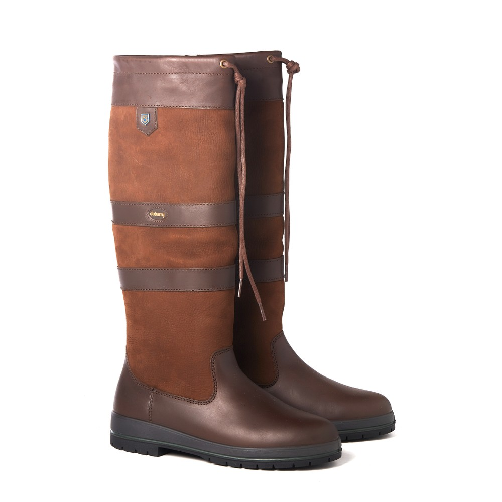 Dubarry of Ireland Dubarry Galway SlimFit Country Boot - Walnut