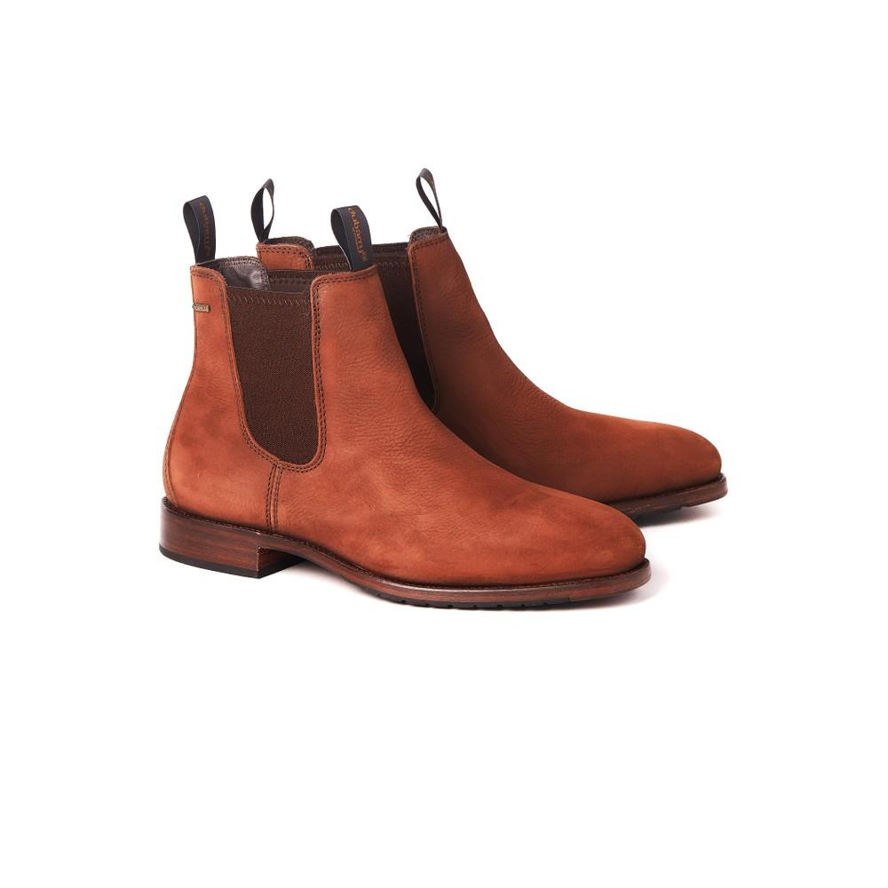 Dubarry of Ireland Dubarry Kerry Leather Ankle Boot in Walnut